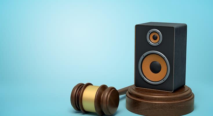 Music in law school