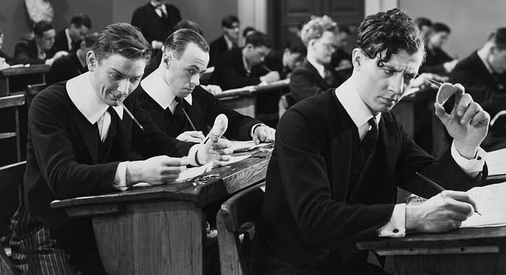 Academic misconduct at law school